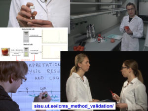 LCMS Method Validation online course offered by UT