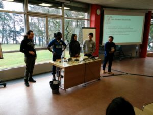 EACH_Abo_Turku_team_explaining_their_thesis_work_and_life_in_Abo_Turku